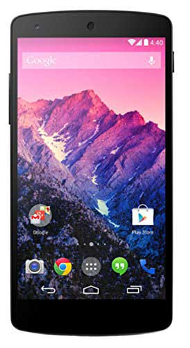Google Nexus 5 D821 16GB Black Mobile