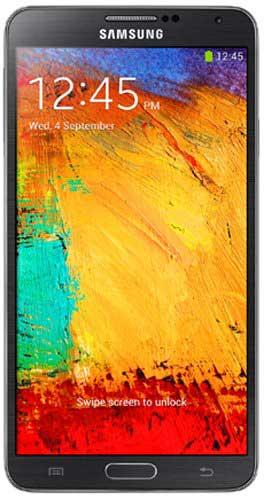 Samsung Galaxy Note 3 SM-N9000 32GB Black Mobile