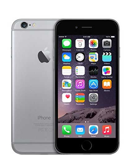 Apple iPhone 6 128GB Space Grey Mobile