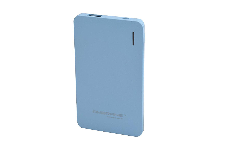 Ambrane PP-40 4000mAh Power Bank (Blue)