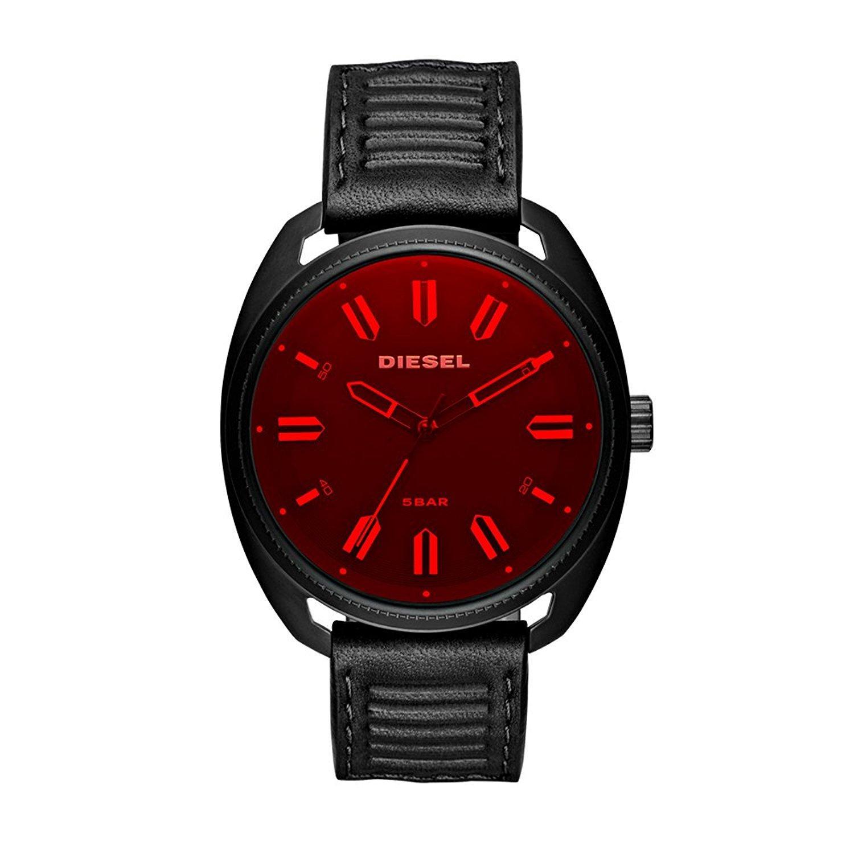 Diesel DZ1837 Analog Black Dial Men's Watch (DZ1837)