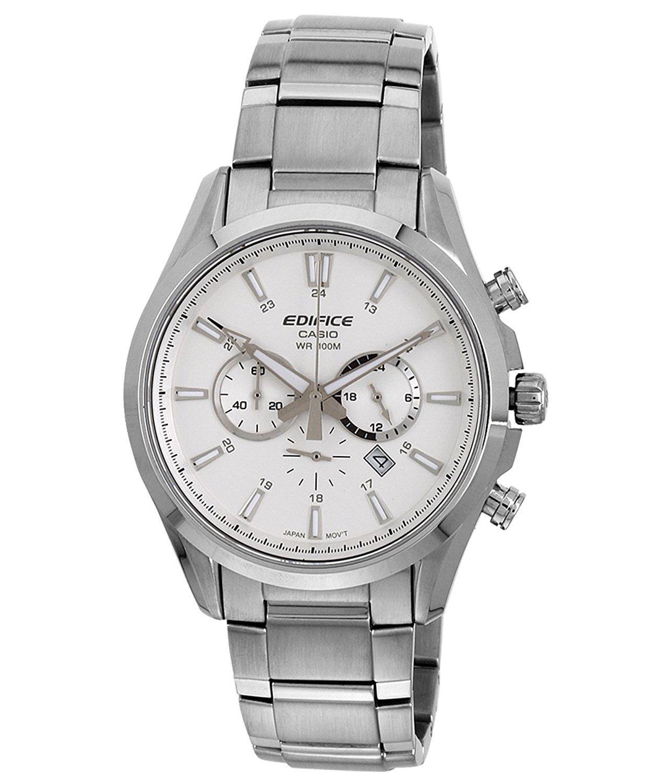 Casio Edifice EFB-504D-7AVDF (EX138) Analog White Dial Men's Watch