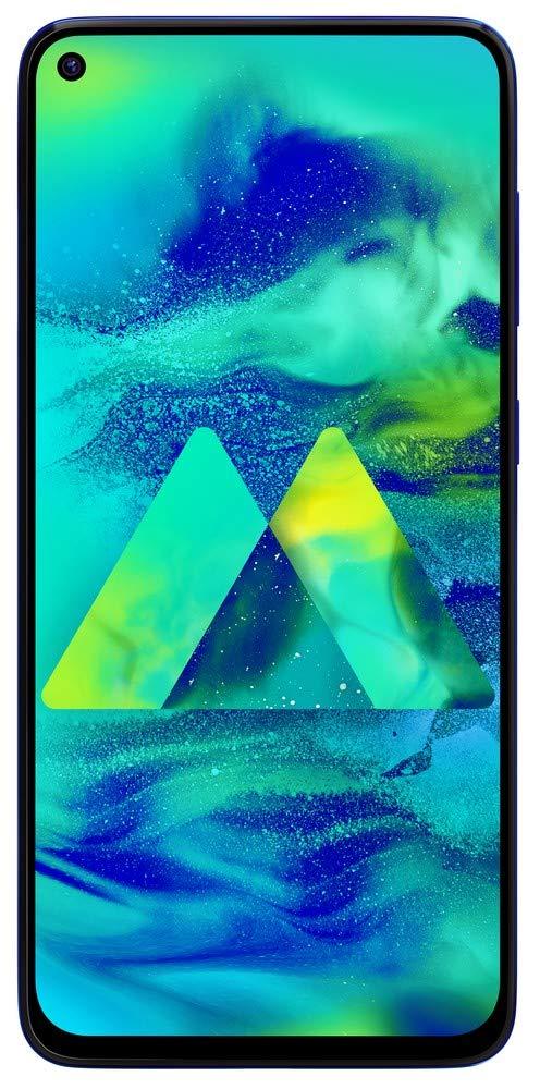 Samsung Galaxy M40 (6GB RAM, 128GB RAM) Midnight Blue Mobile