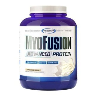 Gaspari Nutrition Myo Fusion Advanced Protein (1.8Kg, Vanilla)