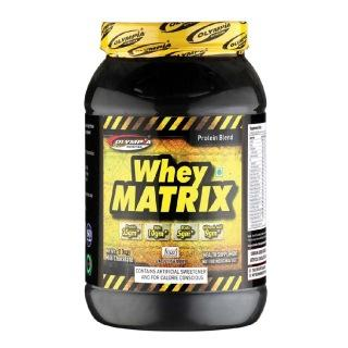 Olympia Whey Protein Matrix (1Kg, Chocolate)