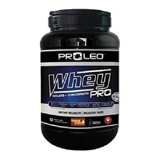 Proleo Whey Pro Protein (1Kg, Vanilla)