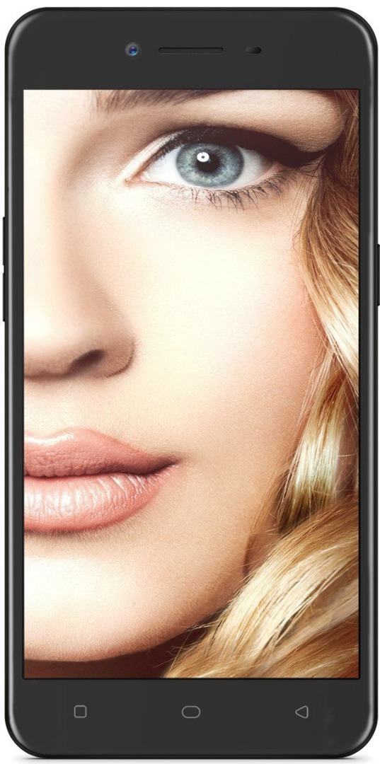 Oppo A37 16GB Black Mobile