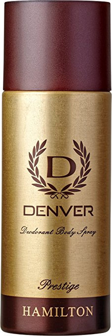 Denver Hamilton Prestige Deodorant For Men 165 ml