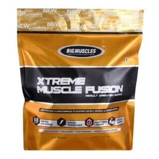 Big Muscles Xtreme Muscle Fusion (5Kg, Chocolate)