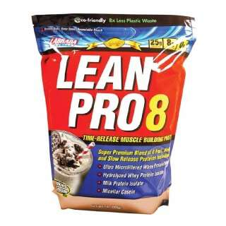 Labrada Lean Pro 8 (2.26Kg / 5lbs, Cookies and Cream)