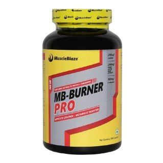 8fac6d923 Muscleblaze Fat Burner Pro (90 Capsules) Unflavoured Online Price in India