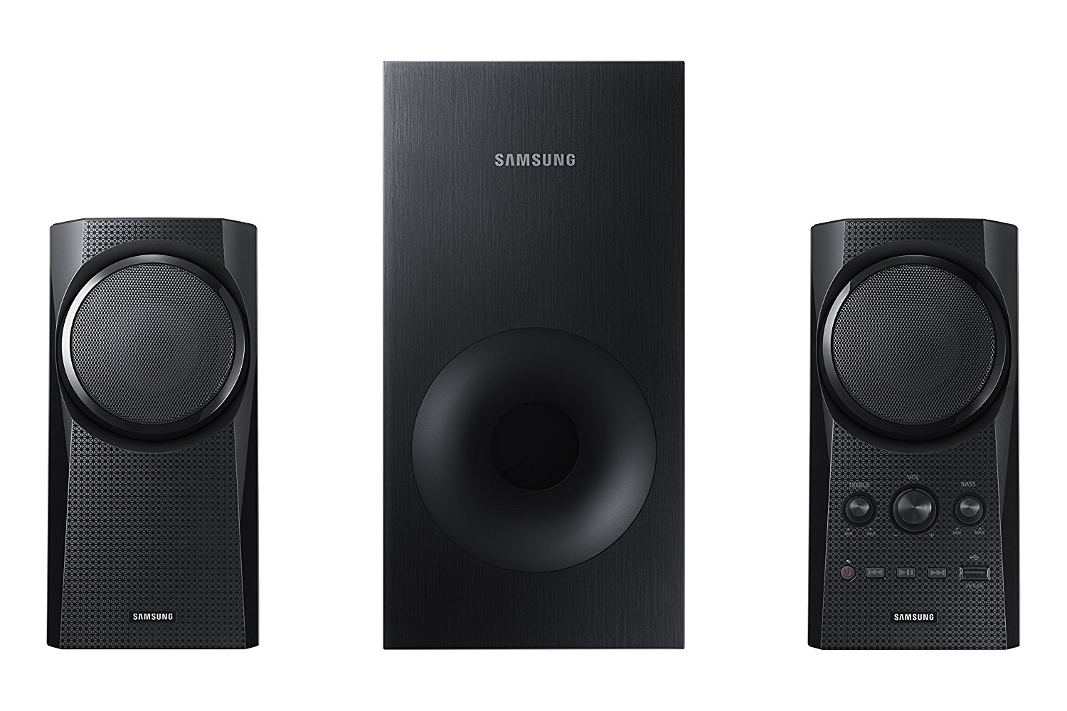 Samsung HW_K20 2.1 Channel Multimedia Speaker