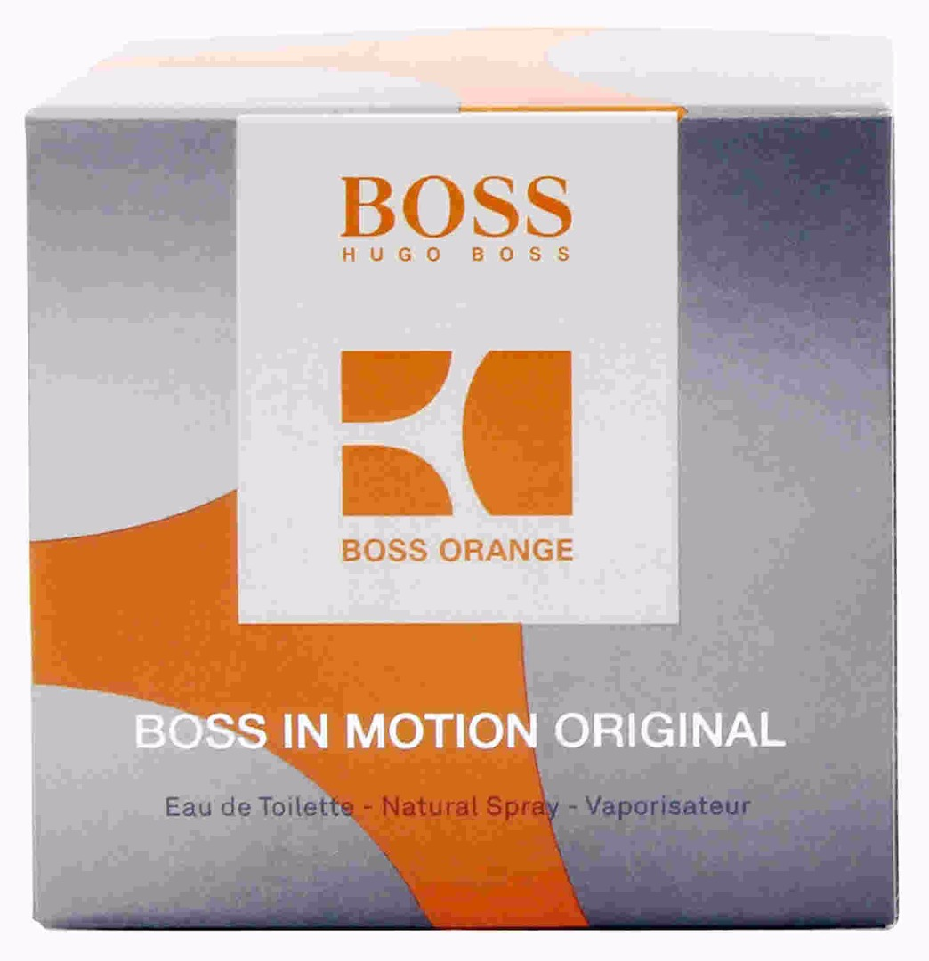 Hugo Boss In Motion EDT for Men 90 ml