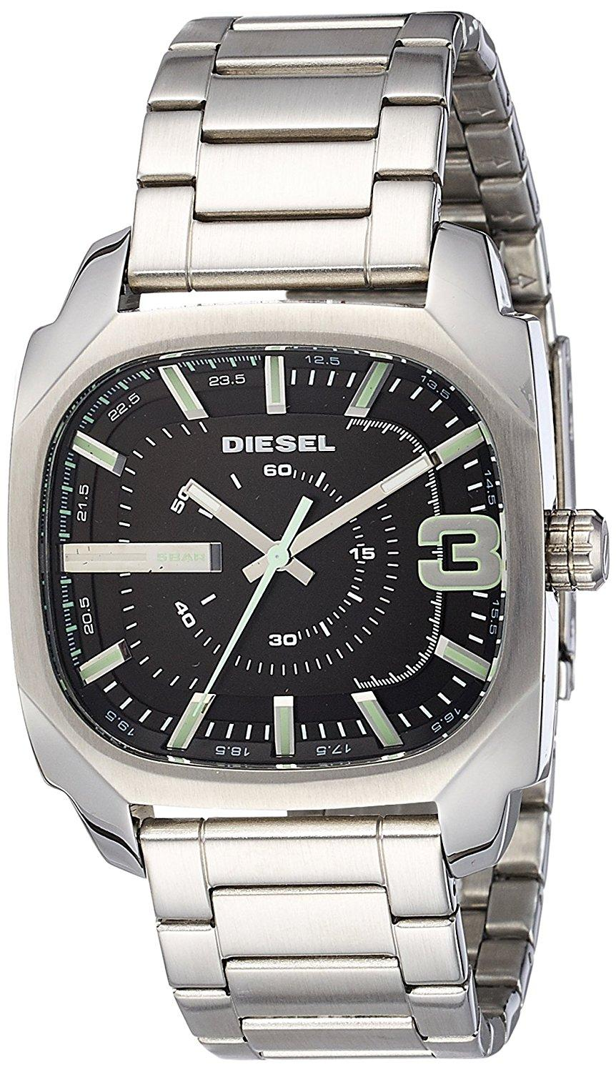 Diesel DZ1651I Shifter Analog Black Dial Men's Watch