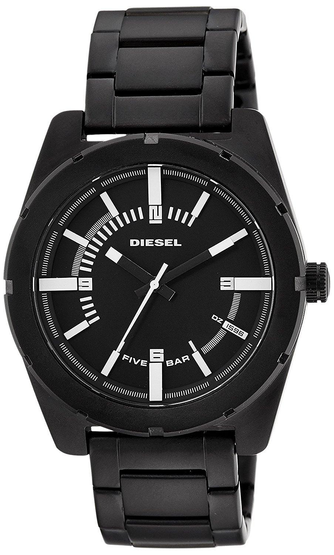 Diesel DZ1596I Chronograph Analog Black Dial Men's Watch