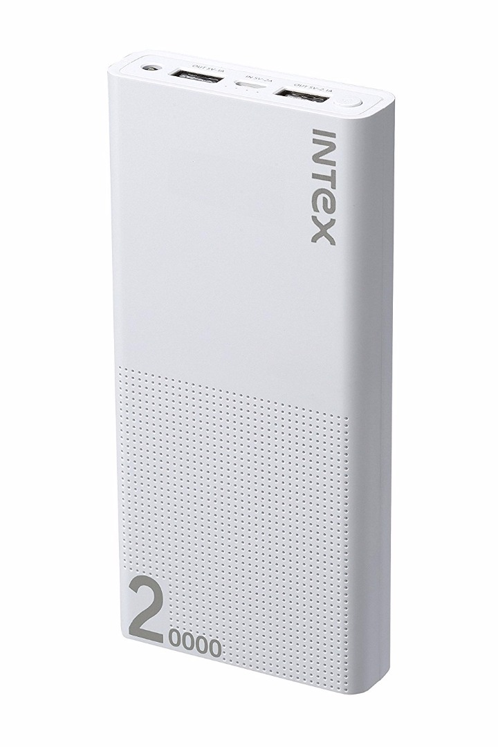 Intex IT-PBA 20K Poly 20000mAh Power Bank