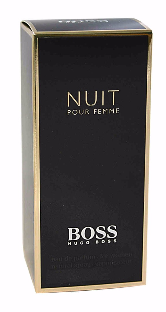 Hugo Boss Nuit EDP For Women 50 ml