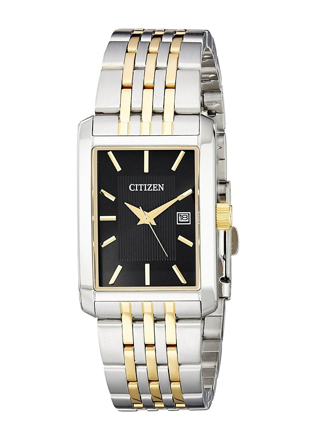 Citizen BH1678-56E Two-Tone Stainless Steel Bracelet Men's Watch (BH1678-56E)