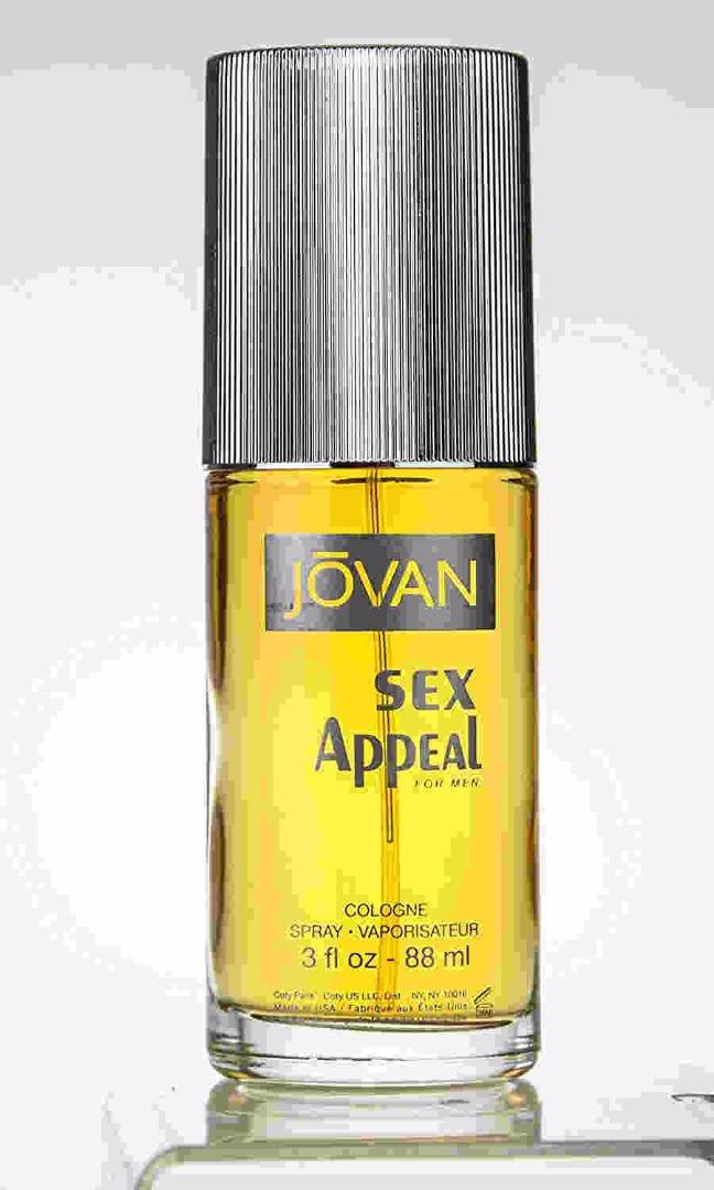 Jovan Musk Sex Appeal EDC Spray For Men- 88 ml