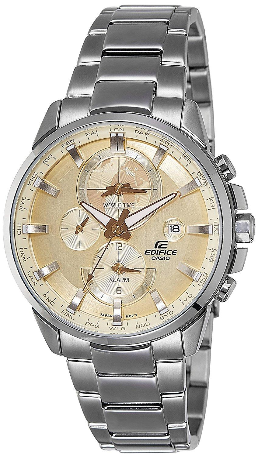 Casio Edifice ETD-310D-9AVUDF (EX315) Analog Off-White Dial Men's Watch (ETD-310D-9AVUDF (EX315))