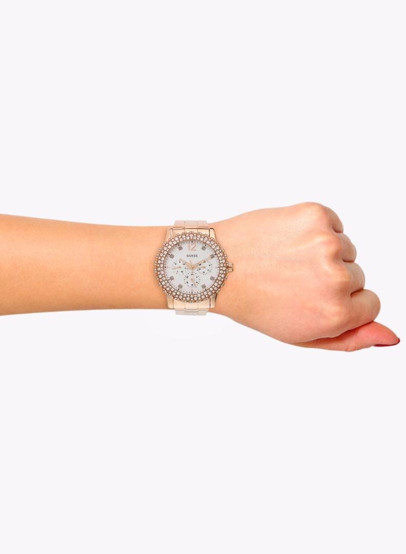 Guess W0335l3 Analogue Dial Women's Watch (W0335l3)