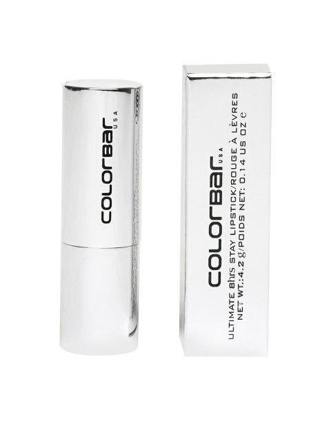 Colorbar Classic Rust Lipstick For Women 008, 4.2 GM