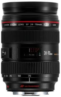Canon EF 24 - 70 mm f/2.8L USM Lens