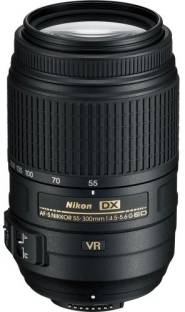 Nikon AF-S DX NIKKOR 55 - 300 mm f/4.5-5.6G ED VR Lens