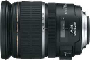 Canon EF-S 17 - 55 f/2.8 IS USM Lens