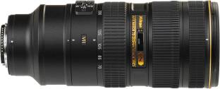 Nikon AF-S NIKKOR 70 - 200 mm f/2.8G ED VR II Lens  (Black)