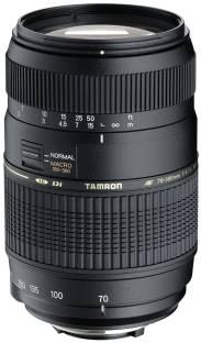 Tamron AF 70 - 300 mm F/4-5.6 Di LD Macro 1:2 for Nikon Digital SLR Lens