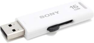 Sony Micro Vault Classic USM16GR 16GB Pen Drive