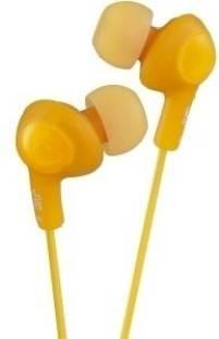 JVC Kenwood HA-FX5 Gumy Plus Headphones