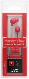 JVC Marshmallow HA-FR37 Headset