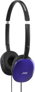 JVC Flats HA-S160 Headphones