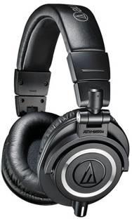 Audio-Technica ATH-M50x Over Ear Headphones