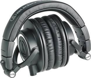 AudioTechnica ATH-M50 Headphones