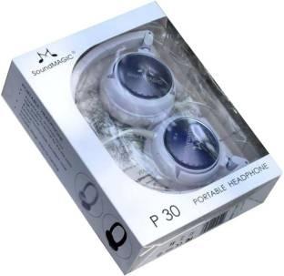 SoundMAGIC P30 Headphones