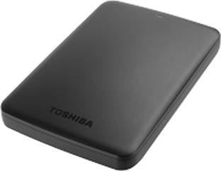 Toshiba Canvio Basics USB 3.0 2TB External Hard Disk