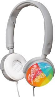Cognetix ICC Cricket World Cup 2015 DIY Wired Headphones