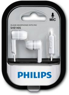 Philips SHE 1405 Wired Headset