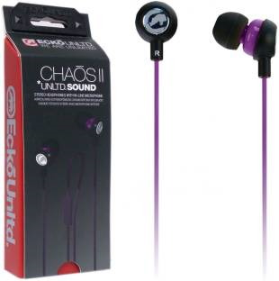 Ecko Unltd. Chaos II In Ear Stereo Headset