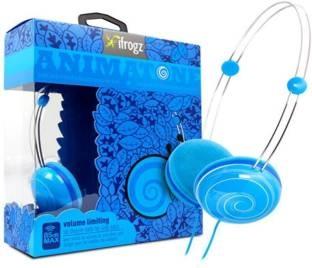 Zagg iFrogz Animatones On Ear Headphones