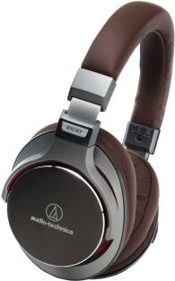 Audio-Technica ATH-MSR7 GM Headphone
