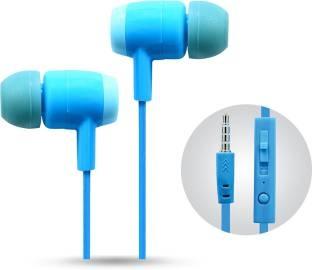 Muven MV-210MSBL Echo Budz In the Ear Headset