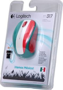 Logitech M317 Wireless Mouse