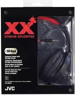 JVC Kenwood HA-M55X Xtreme Xplosives Headphones
