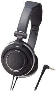 AudioTechnica ATH-SJ55 On-Ear Headphones