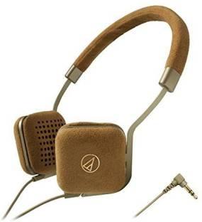 Audio-Technica ATH-UN1 On the Ear Headphone