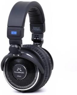 SoundMAGIC HP 200 On Ear Headphones